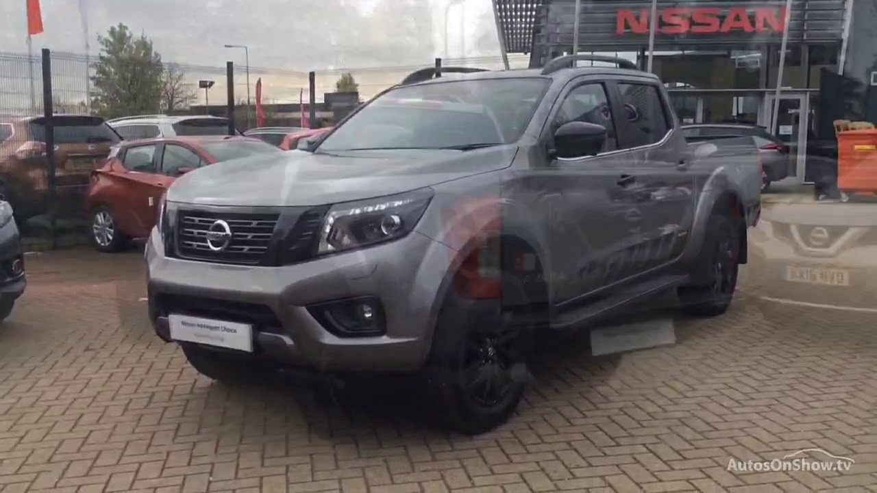 Nissan Navara Dci N Guard Shr Dcb Grey 2019 Youtube