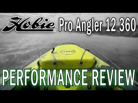 2021 HOBIE PRO ANGLER 12 360 | Performance Review