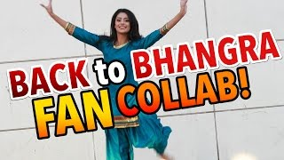 "FAN COLLAB! | ""Back to Bhangra"" (Contest)"