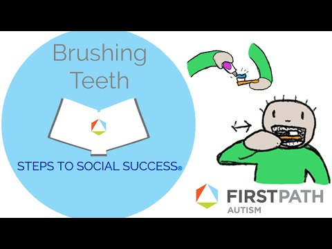 Steps to Social Success®: How To Brush Teeth