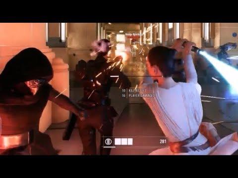 Star Wars Battlefront 2 Heroes Vs Villains Highlights 96 thumbnail