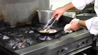 Pan Roasted Pomegranate Glazed Half Cornish Game Hen