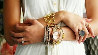 How To Rock Arm Parties & Bracelet Stacking! Style, Fashion, & Trend Guide