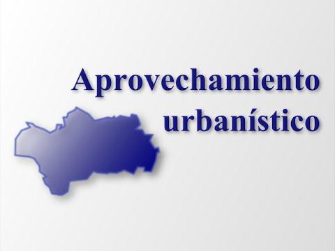 Aprovechamiento urbanístico en la LOUA