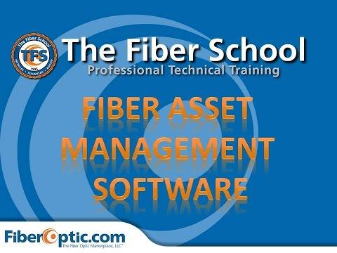 On-Demand: Fiber Asset Management Software