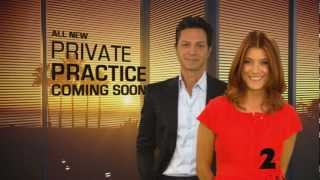 Private Practice Season 5 Launch Trailer TV2