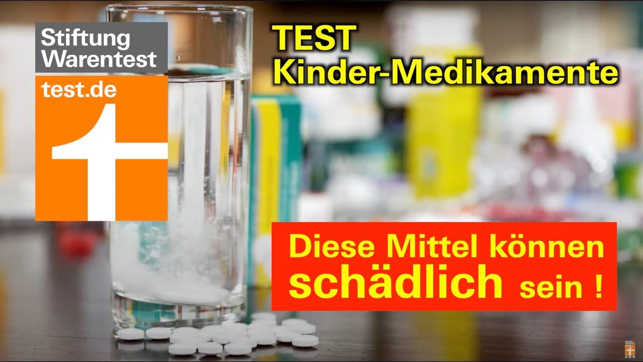 Test Medikamente für Kinder: Was tun gegen Schmerzen, Fieber, Hals- & Bauchweh? Warnung vor ASS!