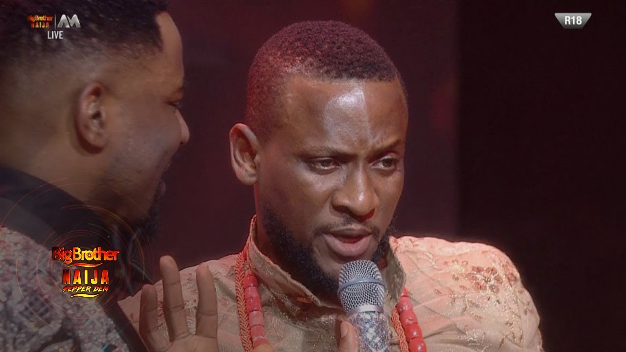 Download Finale: It's A Wrap For Omashola | Pepper Dem: Big Brother | Africa Magic