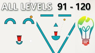 Be a Pong All Levels Walkthrough | Level 91 - 120