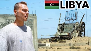 DAY 1: Arriving in Libya (beyond expectations)