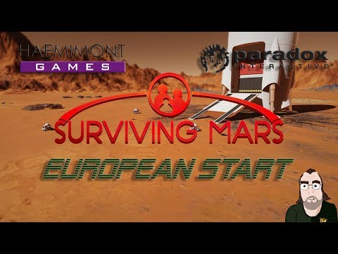 Surviving Mars | Europe/Hydro engineer | Ep.8 | Earthsick