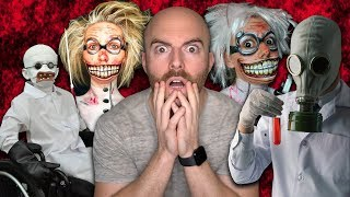 REAL Mad Scientists That Did Disturbing Things...
