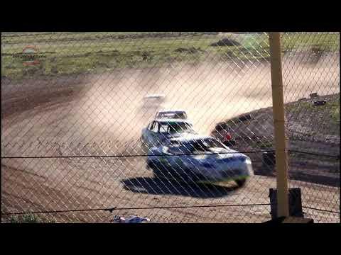 Wild Bill's Raceway IMCA Stock Car Heat Race 6/8/19