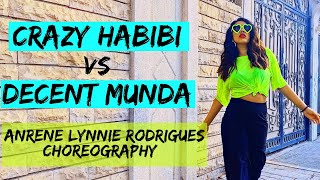 Crazy Habibi Vs Decent Munda | Guru Randhawa | Diljit Dosanjh, Sunny Leone | Anrene Lynnie Rodrigues