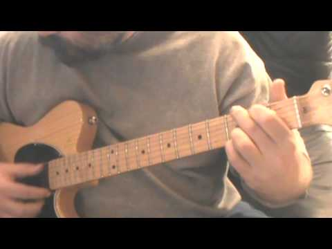 Guitar Lesson For Roger - Poncho and Lefty Part 2