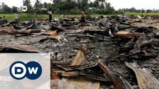 العنف في بورما | الأخبار