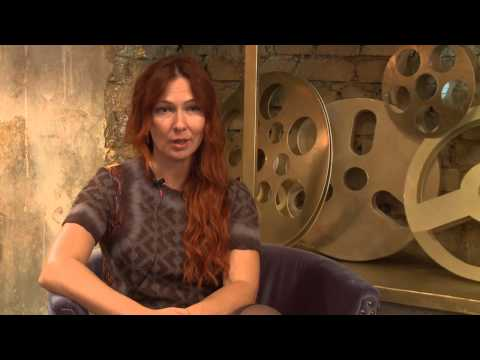 Elena Romanova: Head of the International Department of the Russian Cinema Fund