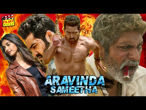 Aravinda Sametha Hindi Dubbed Coming Soon | Jr.NTR, Pooja Hagde, Jagapatti Babu | Filmy Talks