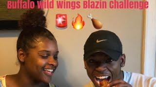 Buffalo Wild Wings Blazing Challenge
