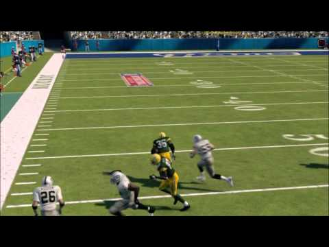 Jerome Bettis Is A Tank In Madden 25