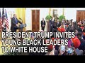 #1620 PROPHECY! Young Black Leader in White House & Pres.Trump Best President for African Americans