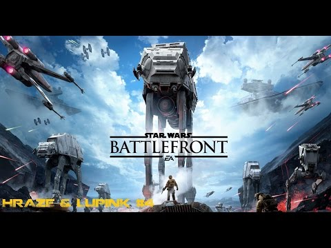 Star Wars: Battlefront #4 - Let it go !