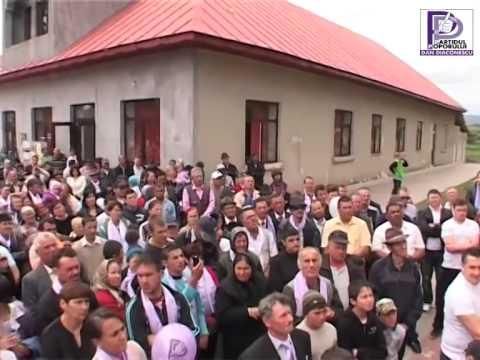 Dan Diaconescu, omul care a îmbrățișat peste un milion de români! Baia, Suceava, Romania