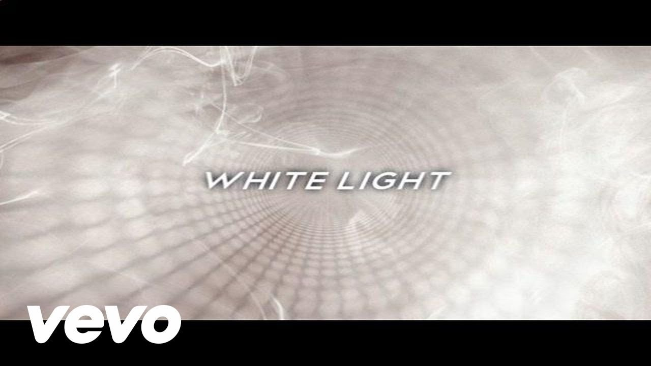 George Michael - White Light (Lyric Video)