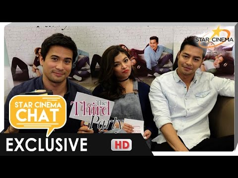 [FULL] Star Cinema Chat with Sam Milby, Zanjoe Marudo, and Angel Locsin