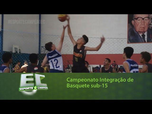 Campeonato Integração de Basquete sub-15