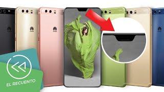 Huawei P11 será como iPhone X: Rumor   El recuento