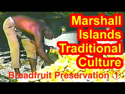 Marshallese Breadfruit Preservation, Part 1