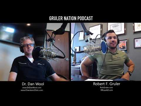 Dr. Dan Wool on Gruler Nation Podcast