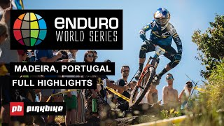 EWS Madeira Full Highlights 2019 - Round 3