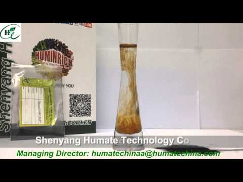 Shenyang Humate Co  Huminrich 100% Soluble Seaweed Extract Kelp Fertilizer new