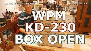 신상 WPM KD 230ZD 17N 박스 오픈 및 첫인상