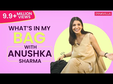 What's in my bag with Anushka Sharma | S02E06 | Fashion | Pinkvilla | Jab Harry Met Sejal