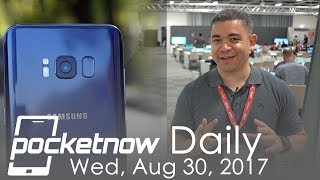 Samsung Galaxy S9 changes, BlackBerry mystery phone & more - Pocketnow Daily