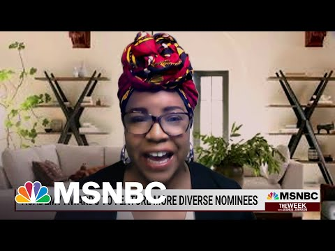 Oscars Set Record For Diversity In Nominations | MSNBC