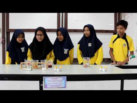 Ketumpatan oleh Semerbak Science Team