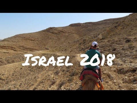 Israel 2018 | Travel video