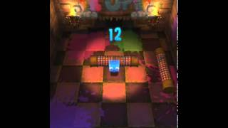 Happy Cube Death Arena Free Game Gameplay Review IOS Ipad / Iphone / Ipod
