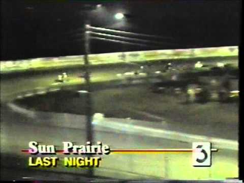 1991 Stan Fox Flips Over the Billboards at Angell Park