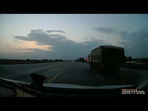 Азербайджан автобан камера