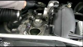 Chevy Trailblazer misfire DIY diagnosis - step one - p0301 p0302 p0303 p0304 p0305 p0306