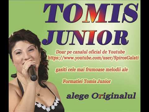 Tomis Junior - Colaj melodii de petrecere. (AUDIO HD SPIROS GALATI)