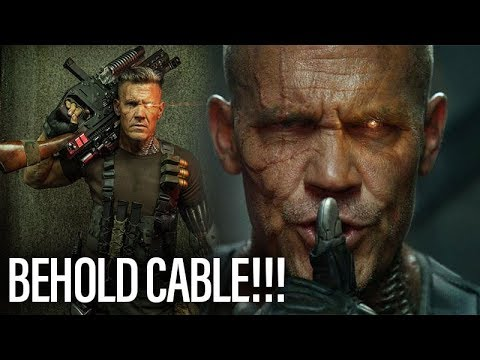 Josh Brolin As Cable Pics