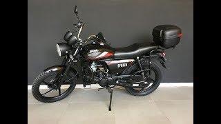 Мотоцикл Soul SPARTA LUX 125cc (Alpha)  Обзор
