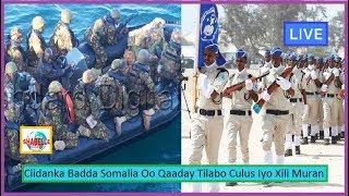 WAR LAMA FILAAN AH; Ciidanka Badda Somali Oo Qaaday Tilaabo Culus Iyo Damac Kenya Badda Somaliya Oda