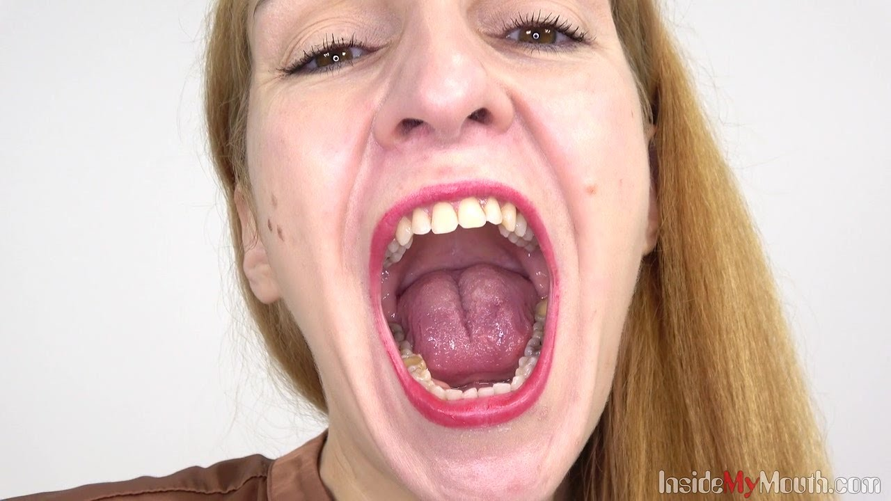 Tongue and uvula fetish